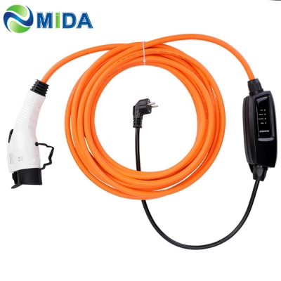 Shanghai Mida EV Power Co., Ltd.,EV Charging Cable, EV